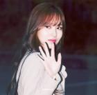 트와이스(TWICE) 미나, '빈틈없는 아름다운 손인사'(뮤직뱅크)