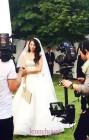 한고은 남편도 반한 '여신급' 자태.. '비공개 결혼식 사진'