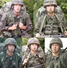 '진짜사나이300' 박재민-라비-셔누-최윤영-은서 백골부대 5人, '300워리어' 도전할 최후의 도전자 공개 이목집중