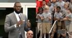 """""""등록금·교복·급식·교통비 공짜""""…NBA 괴물 르브론 제임스가 만든 초등학교 클라스"""