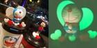 어두우면 자체 발광하는 CGV '도라에몽' 콤보