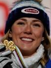 `스키여제' 시프린, 사상 첫 세계선수권 4연패