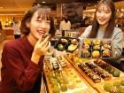 롯데백화점, 다양한 이색 주먹밥 '오니기리' 판매