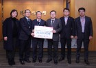 NS홈쇼핑, 베트남에 'Friendly bridge Project' 지원 기금 3000만원 전달