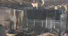 에어컨 화재 '화들짝'…'사상 최악의 폭염에 에어컨 과열로 순식간에 잿더미'