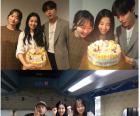 리틀 포레스트, 류준열·김태리 주연, '작지만 확실한 행복' 붐 타고 잔잔한 '힐링'