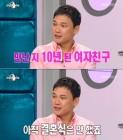 """홍기훈 50살에 결혼 발표… 2013년 """"10년 사귄 여자친구""""와 동일인? 김구라 """"동거는 안된다"""""""