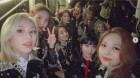 """트와이스 지효, 일본 공연 후 환한 미소… """"고마워요. 더 멋있게 할게요"""""""