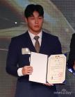 """'스켈레톤 영웅' 윤성빈 """"새 목표는 세계선수권대회 우승"""""""