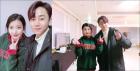 """박지빈, 아이유 10주년 콘서트 인증샷 찰칵.. """"뜻밖의 훈훈한 친분 공개"""""""