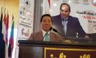 (1) 강웅식 한국이집트발전협회(KEDA) 회장(상) 영국 유학 시절 엘시시 대통령과의 우정이 만든 힘