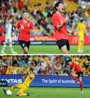 한국 황의조 선제골 이후 답답한 상황만...1:1로 경기 마무리…호주 피파랭킹은?