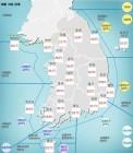 제19호 태풍 '솔릭' 북상 한국 다음주 직`간접 영향권, 서울, 부산, 대구 등 무더위