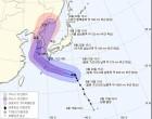 태풍 솔릭 955 헥토파스칼(hPa)세력으로 한반도 관통, 서울, 수원, 대전 등 전역 영