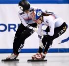 쇼트트랙 월드컵, 김지유·김건우 1500m 동반 `금`
