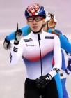 임효준·황대헌, 쇼트트랙 월드컵 6차 대회 `금빛 합창`