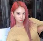 베리굿 서율, 친언니 AOA 유나 든든한 응원...'정말 사랑하는 가족'