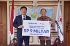 삼성전자, 인도네시아 지진 피해 지역에 60만 달러 지원