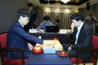 LG배 세계기왕전 바둑 대회, 신문준 4강 진출...양딩신과 결승행