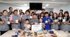 CJ대한통운, 지노도예학교와 일회용품 줄이기 행사 진행
