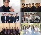 승리-비투비-몬스타엑스 등, '2018 판타지아 슈퍼콘서트 in 부천' 응원