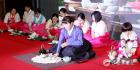 다문화 가정 초청, 전통 예절교육