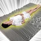 """자몬스 기절 마약매트리스, """"7존 인체공학 시스템으로 최적의 수면 자세 도움"""""""