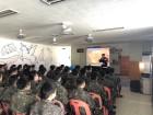 동부지방산림청, 찾아가는 군부대 산불예방·진화교육 진행