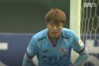 지난 23(일) '2018 K리그2(챌린지)' 축구일정, 대전(3순위)이 광주(5순위)를 2대 1로 이기는 등 축구경기 진행