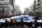 5.18 범시민 궐기대회 '자유한국당 해체 퍼포먼스'