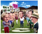PGA 투어의 독립전쟁
