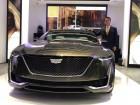 캐딜락의 새로운 디자인 정체성·미래의 중심, '에스칼라(Escala) 컨셉트'