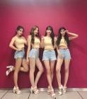 우주소녀, '쇼!음악중심'서 씨스타 무대 완벽 커버 화제…무더위 날리는 청량미 폭발