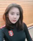 '이젠 가수 아닌 배우로' 손담비, 물 오른 미모 과시