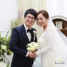 """코미디언 커플 조현민♥최설아, 3년 만 득녀 소식 알려 """"MBC가 이어준 인연"""""""