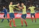 '팔카오 결승골' 콜롬비아, 일본에 1-0 승리 거둬