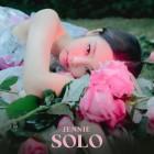 제니 (JENNIE)의 'SOLO'가 실시간 음원차트 1위를 차지 (21일 18시 기준)