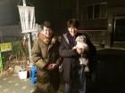 한국예술실용학교 애완동물관리계열 권순호 교수, 영화 '국가부도의 날' 훈련견 지도