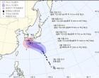 기상청 오늘날씨 예보, 점점 다가오는 제19호 태풍 '솔릭', 서울, 부산, 대구, 대전 등 열대야는 해소, 폭염 주춤