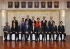 文 국회의장, 한·미·일 의원들과 만찬...'북한 비핵화'위해 노력 당부