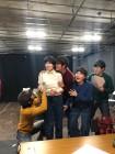 연극으로 만나는 난민문제, 연극 '이방인의 만찬-난민연습'