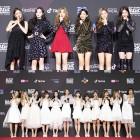 음원 '아이들'·음반 '아이즈원'…경쟁 뜨거운 '女신인상'