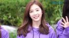 에이프릴(April) 윤채경 포커스 추석특집 2018 아육대 녹화 출근길 현장