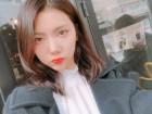 이가은, 지난 20일 생일을 맞아 팬들에게 전하는 청순 미모 셀카 공개 (프로듀스48)