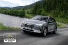 현대차 수소전기차 넥쏘, 유로 NCAP 선정 '가장 안전한 SUV'