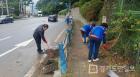 남양주 화도·수동행정복지센터 태풍 피해 사전 차단에 총력
