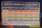 2018-19 KOVO 여자신인 드래프트 이주아 등 19명 선수 선발