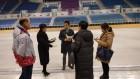 일본 관광부 국제관광과, 강릉컬링센터 시찰