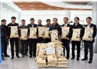 aT, 통일쌀 판매 기금...트랙터 북한 간다