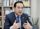 """'파인텍 협상' 중재한 박홍근 의원 """"야당일때보다 더 치열하게 나서겠다"""""""